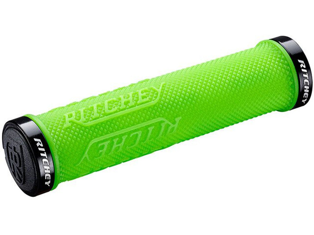 Ritchey WCS Truegrip X Locking Griffe Ø30mm green